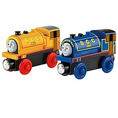Thomas & Friends - Fisher-Price Wooden Railway Bill And Ben