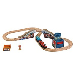 Thomas & Friends - Fisher-Price Wooden Railway James' Fishy Delivery
