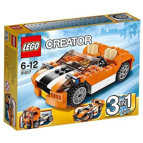 LEGO - Creator Sunset Speeder - 31017