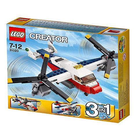LEGO - Creator Twinblade Adventures - 31020