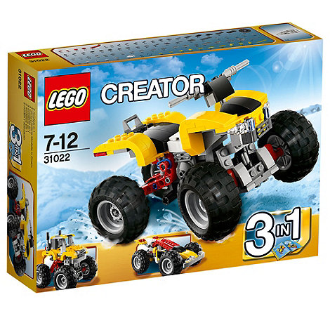 LEGO - Creator Turbo Quad - 31022