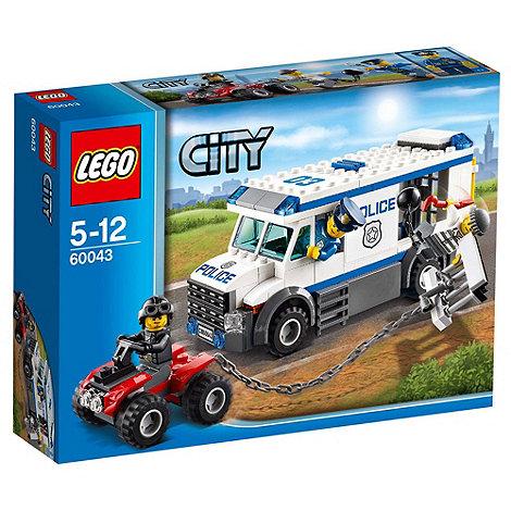 LEGO - City Police Prisoner Transporter - 60043