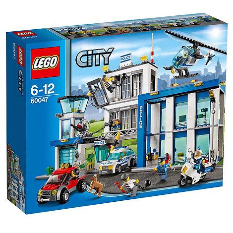 LEGO - City Police Police Station - 60047