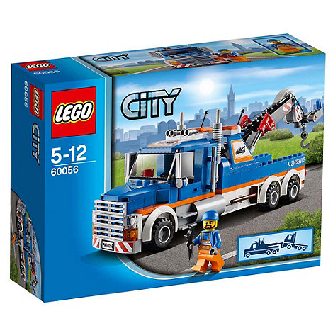 LEGO - City Great Vehicles Tow Truck - 60056