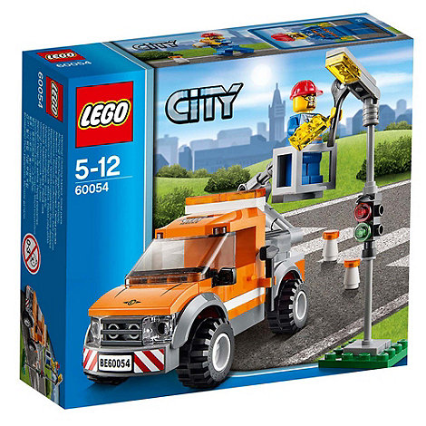 LEGO - City Great Vehicles Light Repair Truck - 60054