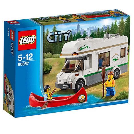 LEGO - City Great Vehicles Camper Van - 60057