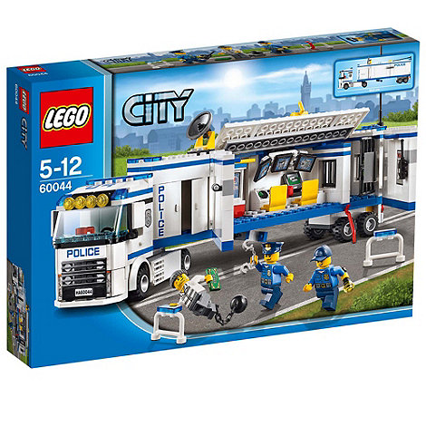 LEGO - City Police Mobile Police Unit - 60044