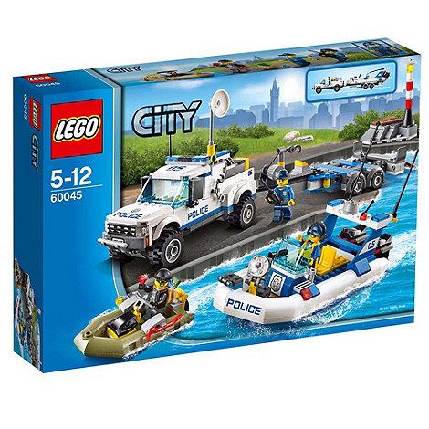 LEGO - City Police Police Patrol - 60045