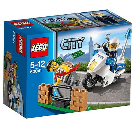 LEGO - City Police Crook Pursuit - 60041