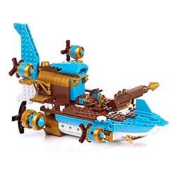Skylanders - Mega Bloks Sharp Finn's Jet Boat