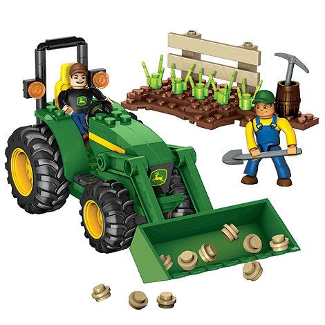 Mega Bloks - John Deere Farm Tractor