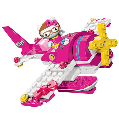 Hello Kitty - Mega Boks Aeroplane