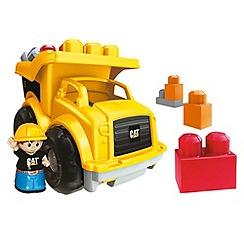 CAT - Mega Bloks Lil Dump Truck