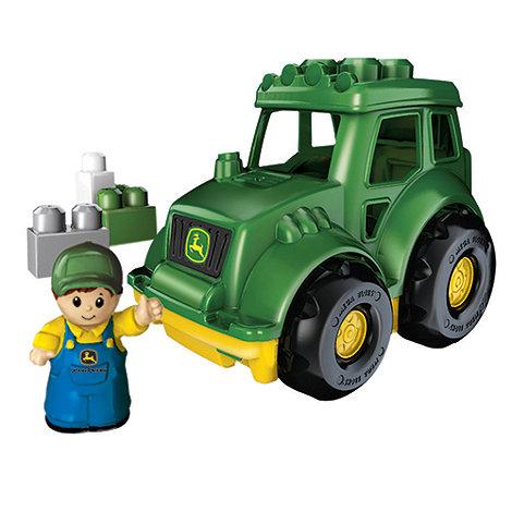 Mega Bloks - John Deere Lil Tractor