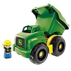 Mega Bloks - John Deere Dump Truck