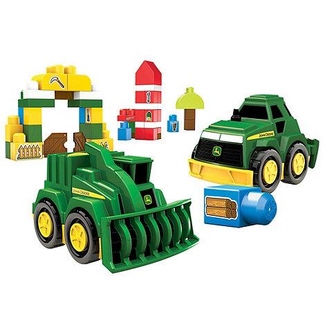 Mega Bloks - John Deere Lil Harvest Farm