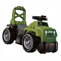 Mega Bloks - Jeep Ride On