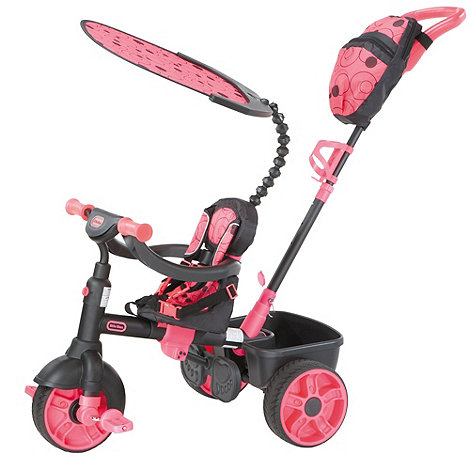 Little Tikes - 4-in-1 Deluxe Edition Trike (Pink)