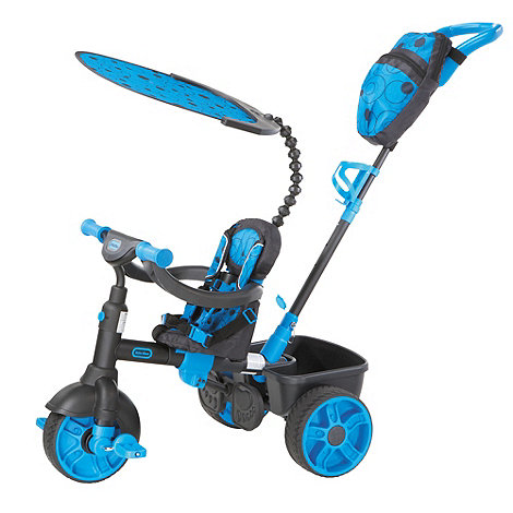 Little Tikes - 4-in-1 Deluxe Edition Trike (Blue)