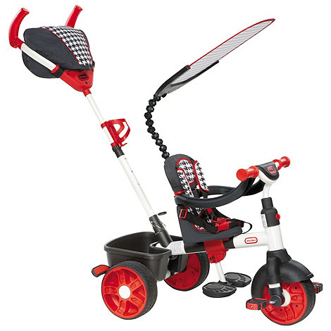 Little Tikes - 4-in-1 Sports Edition Trike (Red)
