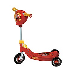 Disney Cars - Wheel Foldable Scooter