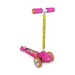 Minnie Mouse - Cars Twist & Roll 3 Wheel Scooter