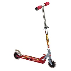 Disney Cars - Wheel Scooter