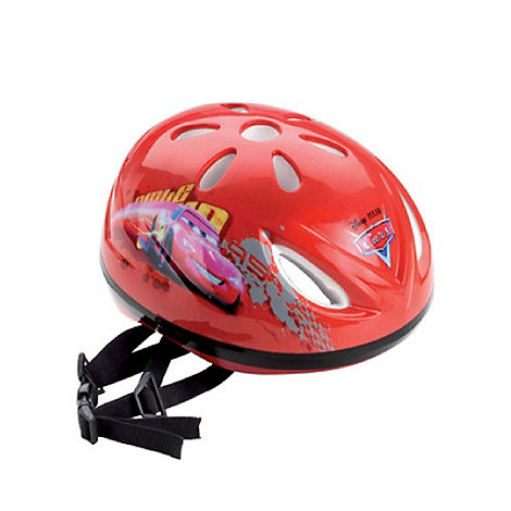 Disney Cars - Safety Helmet & Pads Set