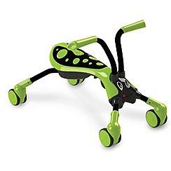 Mookie - Scramblebug Hornet - Green/Black
