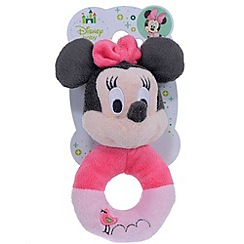 Disney - Pretty In Pink Ring Rattle