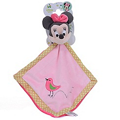 Disney - Pretty In Pink Minnie Comforter