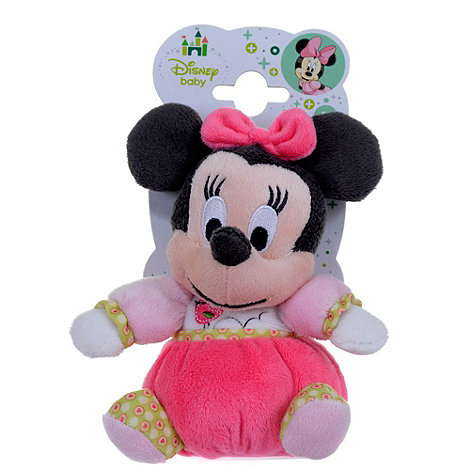 Disney - Pretty In Pink Minnie 6+ Plush