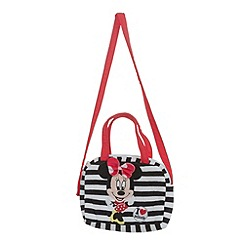 Minnie Mouse - Striped Bag