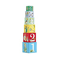 Beatrix Potter - Peter Rabbit Stacking Blocks
