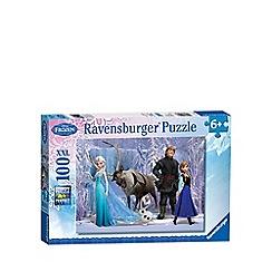 Disney Frozen - Ravensburger XXL 100 piece puzzle