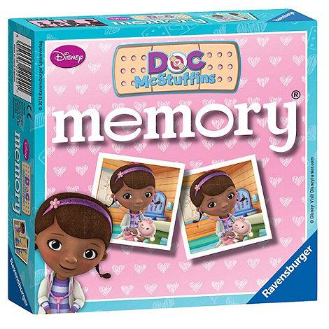 Doc McStuffins - Ravensburger Memory Game