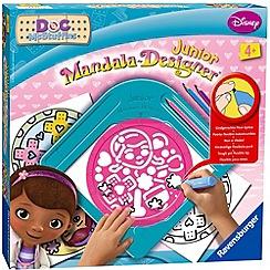 Doc McStuffins - Junior Mandala-Designer