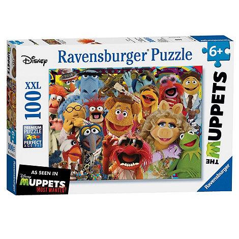 Disney - Ravensburger The Muppets 2, XXL100