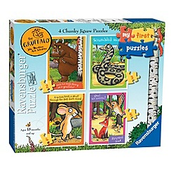 The Gruffalo - Ravensburger My First Puzzles