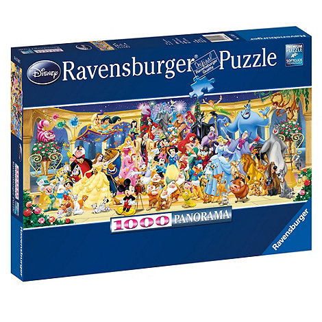 Disney - Ravensburger Panoramic, 1000pc