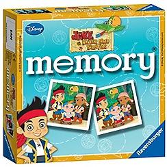 Jake & The Neverland Pirates - Ravensburger Mini Memory Game