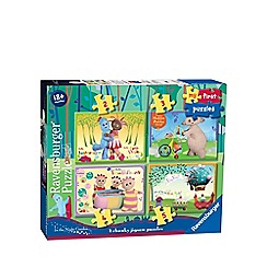 In the Night Garden - Ravensburger My First Puzzles 4 In A Box