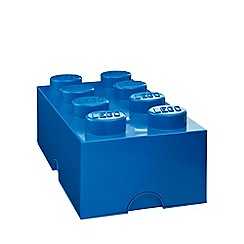 LEGO - Storage Brick 8 Stud - Blue