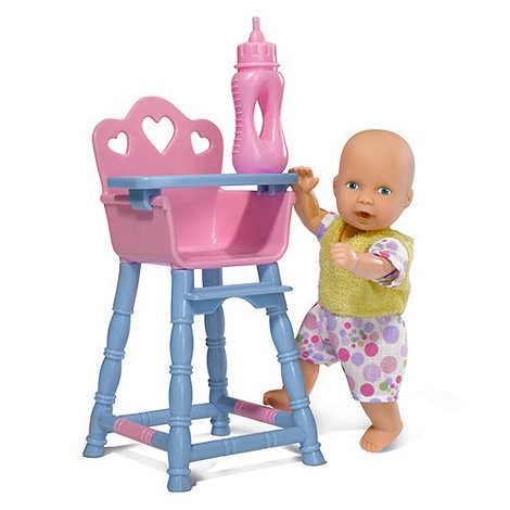 Smoby - Mini New Born Dolls House