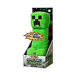 Minecraft - Creeper Plush with Sound