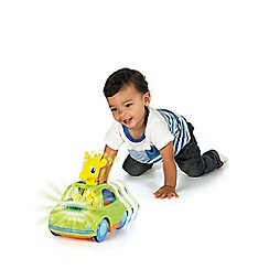 Tomy - Play To Learn Ready, Steady Go Giraffe Car