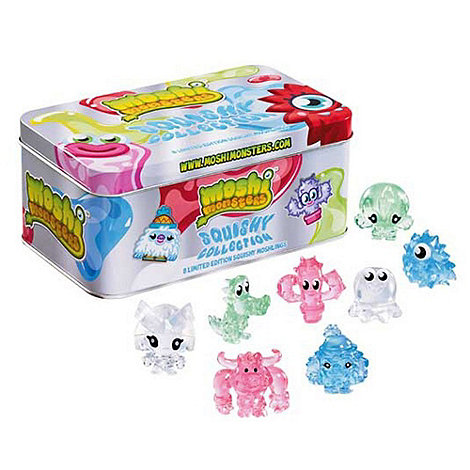 Moshi Monsters - Moshi Squishy Tin