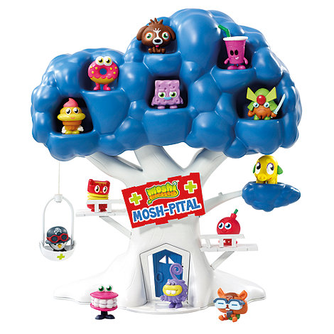 Moshi Monsters - Goshi MOSH-pital