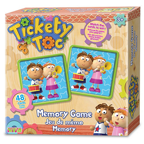 Tickety Toc - Memory Game