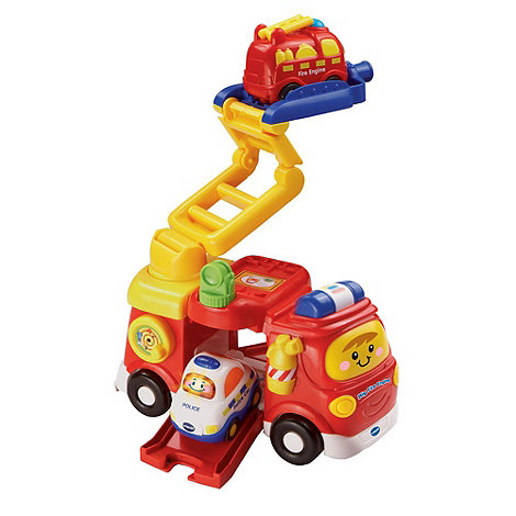VTech - Toot-Toot Drivers  Big Fire Engine